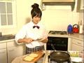 萌える!レシピ マネージャーの手作りベーコンエッグサンド-壁谷明音 サンプル画像 No.3