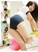 【青木衣沙動画】体操着で一生懸命!-青木衣沙-コスプレ