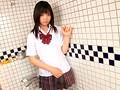 夏服制服ワイシャツでシャワー 愛川萌 サンプル画像 No.1
