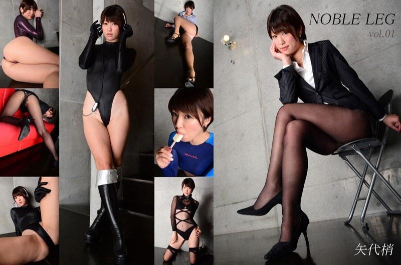NOBLE LEG vol.01 矢代梢