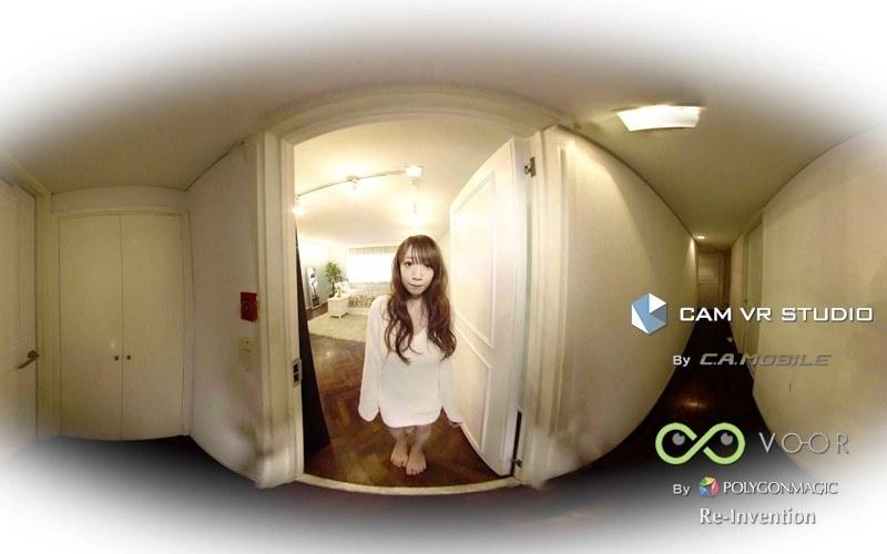 【VR】JAPAN VR IDOL~清水あいり お見舞い編~