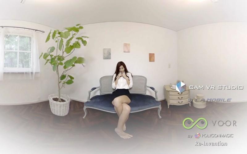【VR】JAPAN VR IDOL〜佐々木麻衣 家庭教師編〜