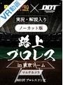 【VR】VRプロレス DDT路上プロレスin東京ドーム 「マルチカメラver」