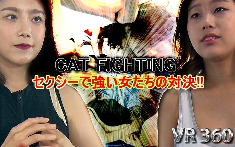 【チェリン動画】【VR】Cat-Fight-チェリン、ガビンのダウンロードページへ