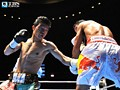 ボクシング WBA世界フライ級タイトルマッチ「亀田大毅(亀田ジム)×デンカオセーン・カオウィチット(タイ)」(2010)