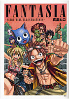 FANTASIA FAIRY TAIL ILLUSTRATIONS