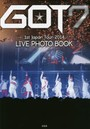 GOT7-1st Japan Tour 2014-LIVE PHOTO BOOK
