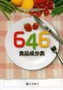 646食品成分表 〔2013〕