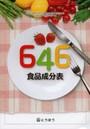 646食品成分表 〔2014〕
