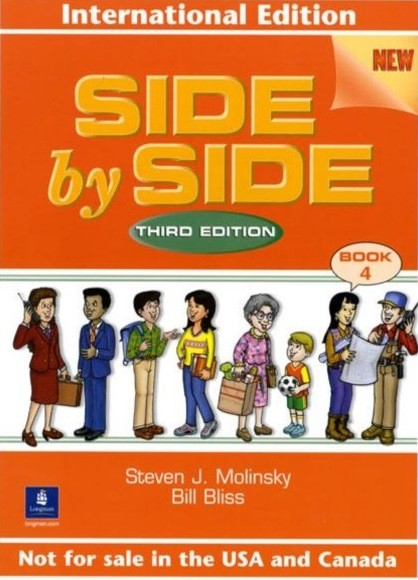 Side by Side 3RD Edition: Studentbook Book 4