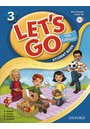 Let's Go 4TH Edition: 3 Student Book with CD Pack