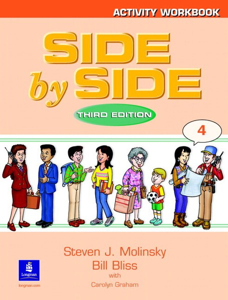 Side by Side 3RD Edition Activity Workbook 4