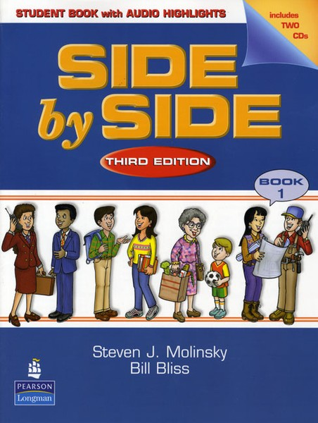 Side by Side 3RD Edition Student Book 1 with Audio Highlights