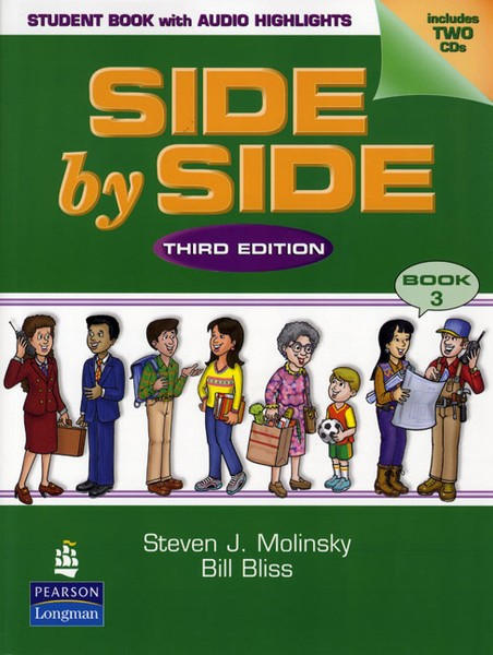 Side by Side 3RD Edition Student Book 3 with Audio Highlights