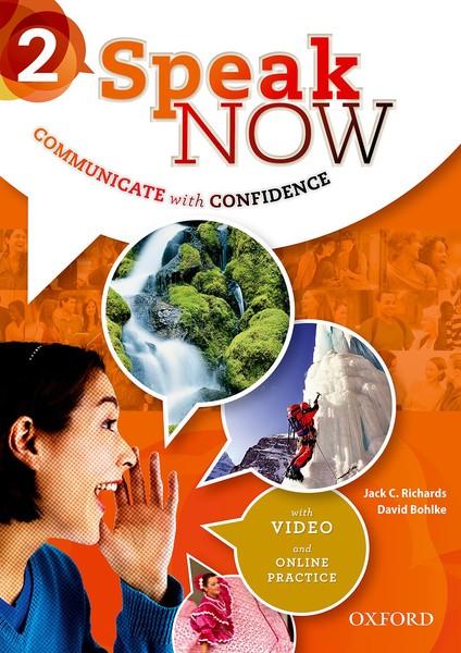 Speak Now 2 Student Book with Online Practice