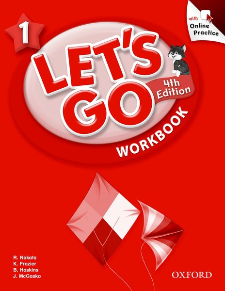 Let's Go 4TH Edition: 1 Workbook with Online Practice