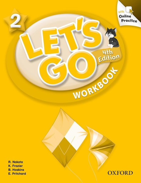 Let's Go 4TH Edition: 2 Workbook with Online Practice