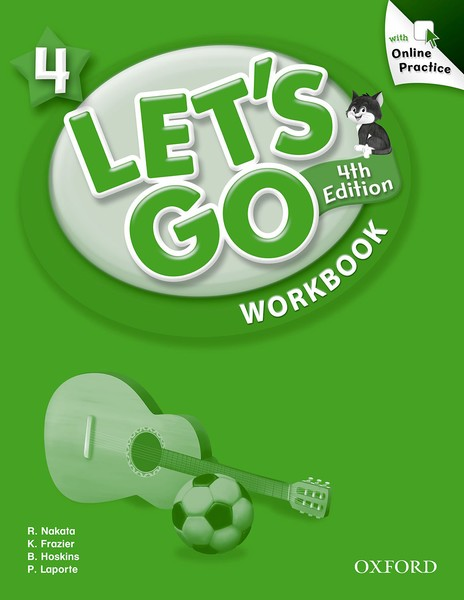 Let's Go 4TH Edition: 4 Workbook with Online Practice