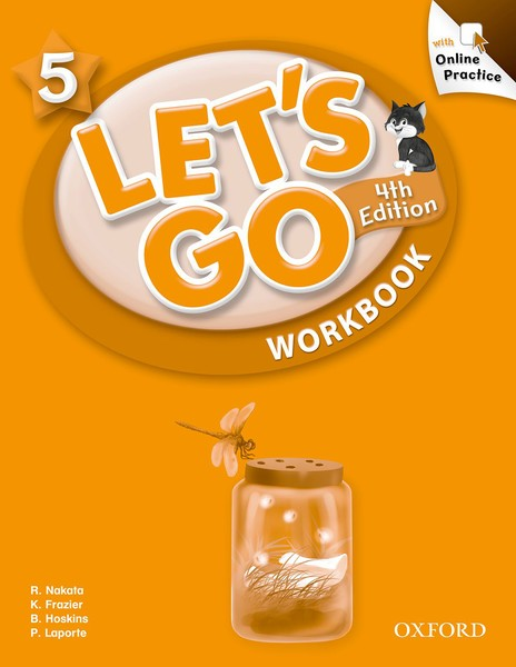 Let's Go 4TH Edition: 5 Workbook with Online Practice