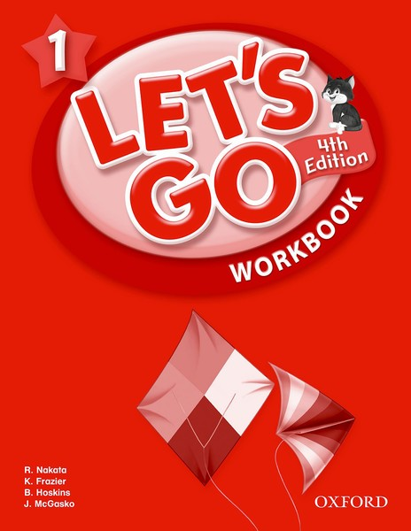 Let's Go 4TH Edition: 1 Workbook