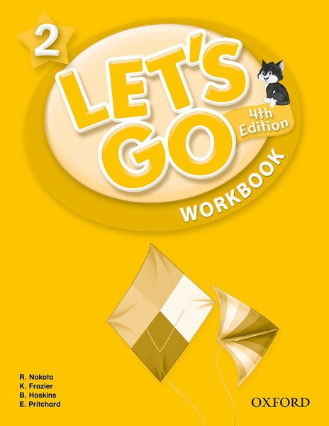 Let's Go 4TH Edition: 2 Workbook