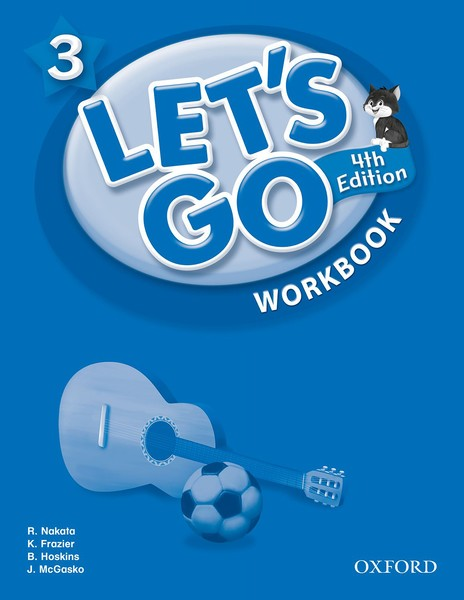 Let's Go 4TH Edition: 3 Workbook