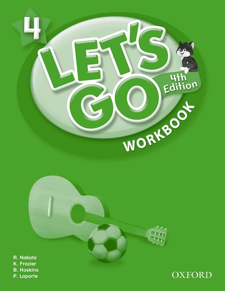 Let's Go 4TH Edition: 4 Workbook