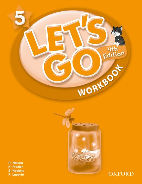 Let's Go 4TH Edition: 5 Workbook