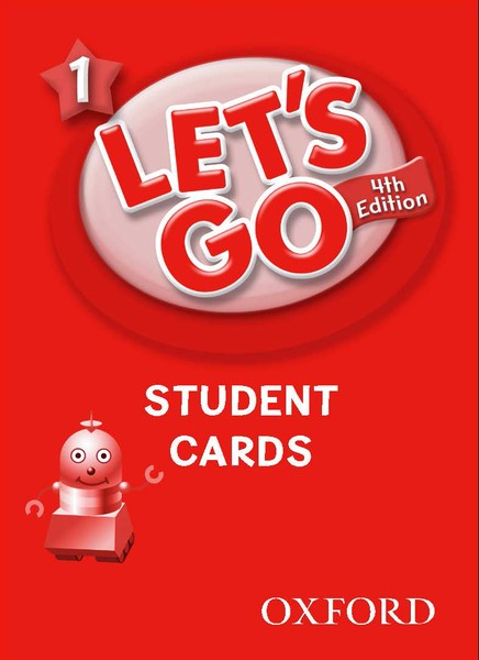 Let's Go 4TH Edition: 1 Student Cards (205)