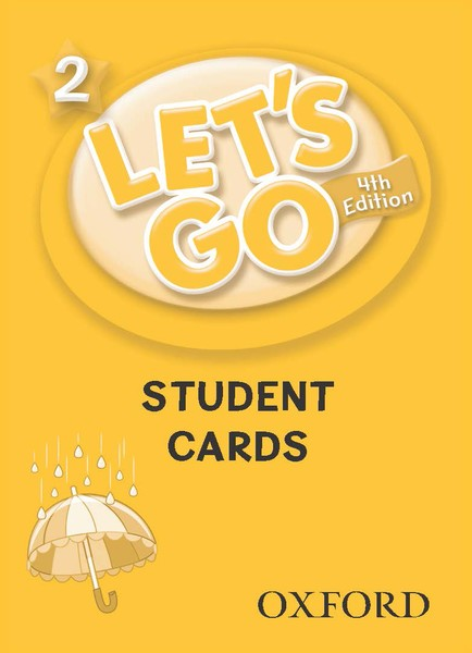 Let's Go 4TH Edition: 2 Student Cards (197)