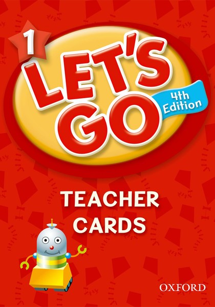 Let's Go 4TH Edition: 1 Teacher Cards (205)