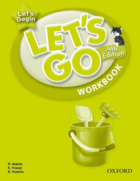 Let's Go 4TH Edition: Let's Begin Workbook