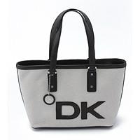 激安通販ロゴ入りトートバッグM/DKNY