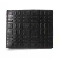 激安通販二つ折り カード財布/Burberry