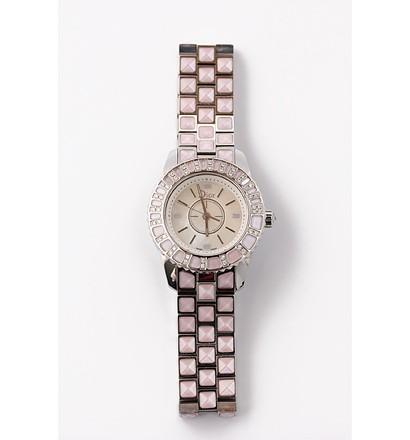 激安通販クリスタル腕時計 44Pダイヤ 28mm/Christian DiorChristian Diorクリスチャン・ディオール