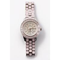 激安通販クリスタル腕時計 44Pダイヤ 33mm/Christian Dior
