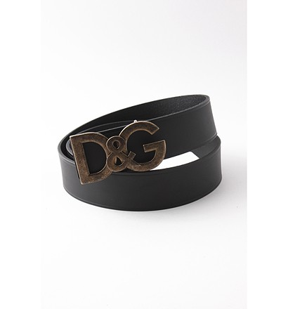 激安通販ロゴバックル ベルト/D&GD&Gドルチェ&ガッバーナ