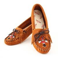 激安通販サンダーバード ソフト ソール 靴/MINNETONKA