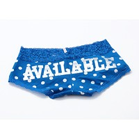 激安通販Low Rise Boy Short Available/Victoria'...