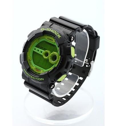 激安通販G-SHOCK メンズデジタルウォッチ GD100SC-1/CASIOCASIOカシオ
