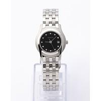 激安通販レディース腕時計 ブラック文字盤 ダイヤ11石入/GUCCI