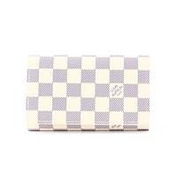 激安通販ポルトフォイユ・トレゾール L字ファスナー財布/LOUIS VUITTON