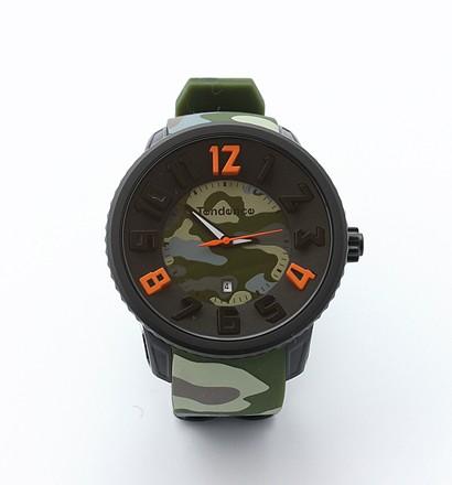 激安通販迷彩柄腕時計(日本限定バージョン)/TendenceTendenceテンデンス