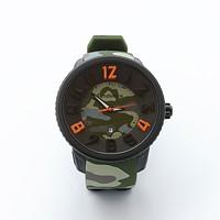 激安通販迷彩柄腕時計(日本限定バージョン)/Tendence