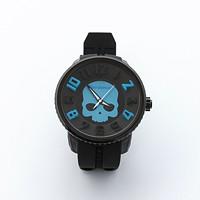 激安通販スカル柄腕時計(ハイドロゲンコラボモデル)/Tendence