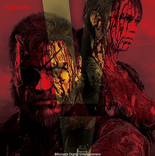 METAL GEAR SOLID V ORIGINAL SOUNDTRACK 'The Lost Tapes'(初回生産限定盤)(CD+カセット)