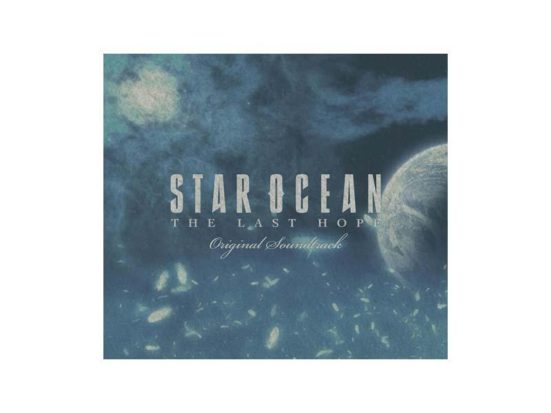 「スターオーシャン4-THE LAST HOPE-」オリジナル・サウンドトラック(DVD付)