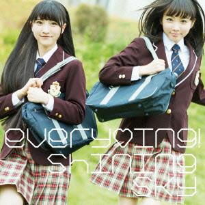 Shining Sky(初回限定盤)(DVD付)/everying!