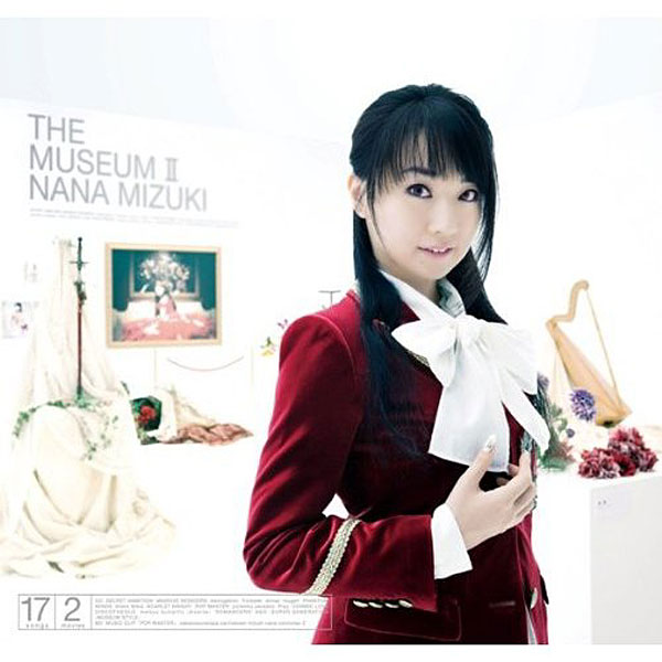 THE MUSEUM II(BD付)/水樹奈々