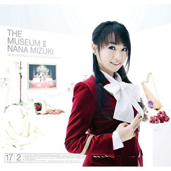 THE MUSEUM II(DVD付)/水樹奈々